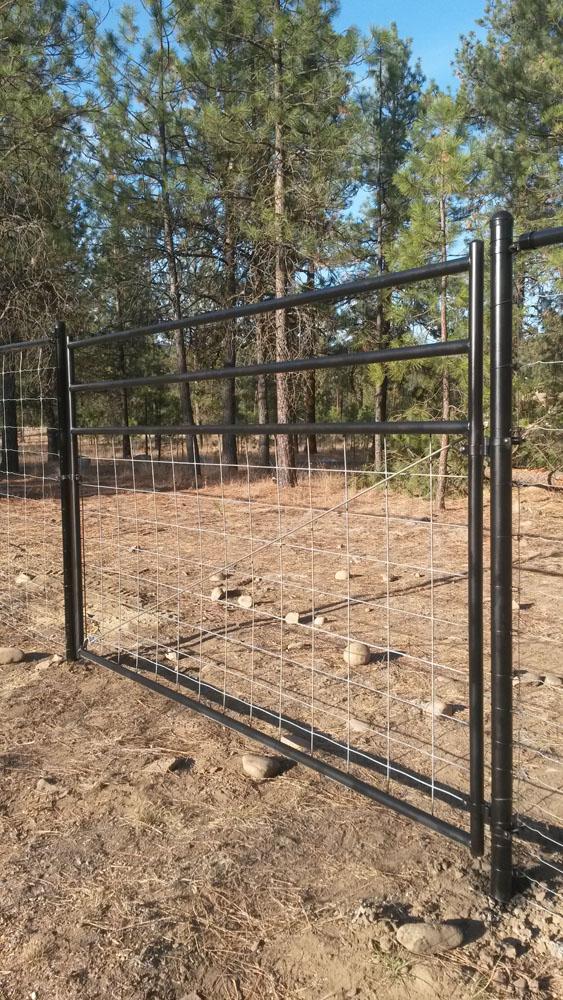 deer fencing in Veradale