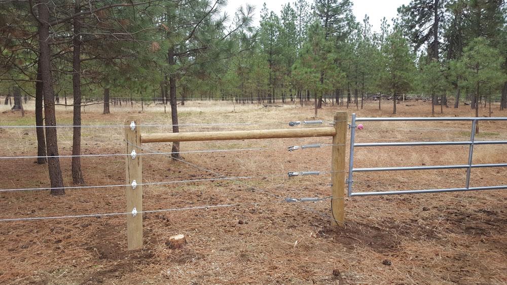 Equi-fence